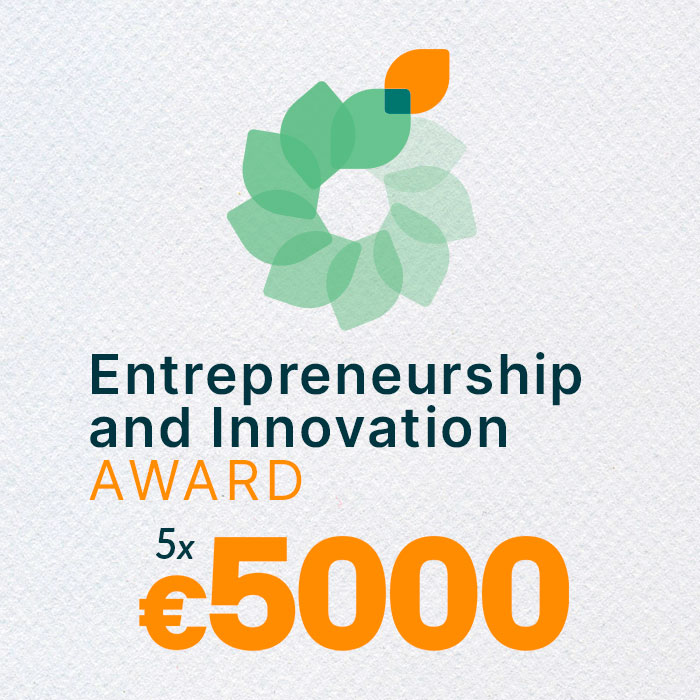 Entrepreneurship and Innovation Award - Crédito Agrícola Share