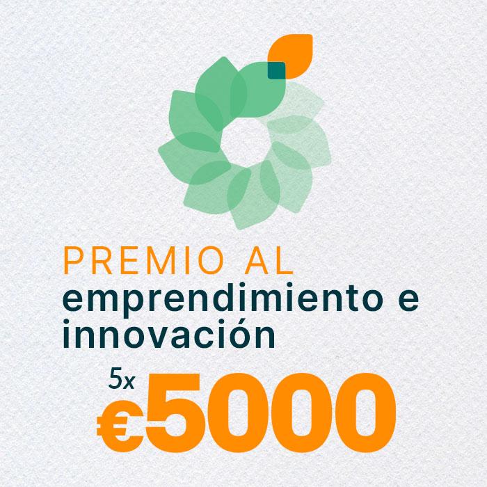 Premio Emprendimiento e Innovación - Crédito Agrícola