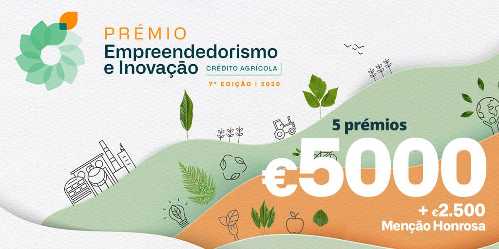 Prémio Empreendedorismo e Inovação – Crédito Agrícola